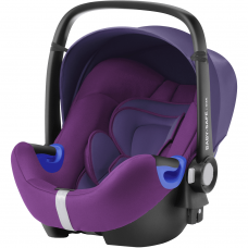 Britax Romer Car seat  Baby-Safe iSize Mineral Purple