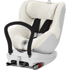 Britax Summer cover for Duafix, White