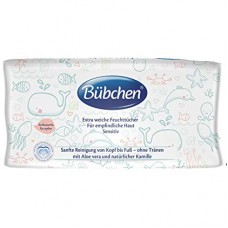 Bubchen Water wipes Sensitive 56 pcs