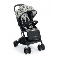 Cam Compass Baby stroller Col. 136 White-Black