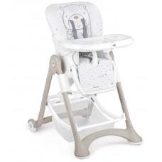 Cam Campione Baby High Chair col.248 Teddy Bear Beige