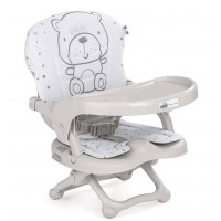 Cam Booster Chair Smarty Pop col.247 Teddy Bear Grey