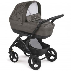 Cam Baby stroller 3 in 1 Dinamico Smart col.916 Grey Circles
