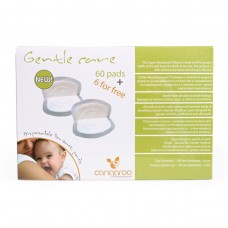 Cangaroo Breast Pads GENTLE CARE, 60 pcs.