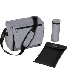 Britax Nursery Bag Grey Melange