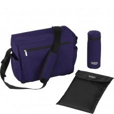 Britax Nursery Bag Mineral Purple