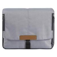 Mutsy Чанта за бебешка количка i2 Urban Nomad White&Blue
