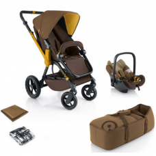 Concord Wanderer Basic Set 3 in 1 Brown