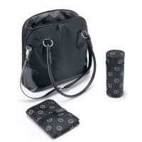 Concord Nappy bag Mamabag Black