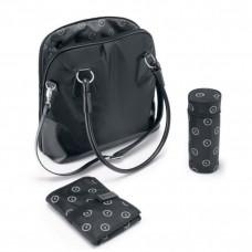 Concord Nappy bag Mamabag Black