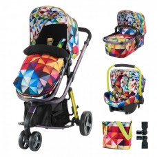 Cosatto Giggle 2 Baby stroller Spectroluxe, 3 in 1