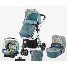 Cosatto Giggle 2 Baby stroller Fjord, 3 in 1