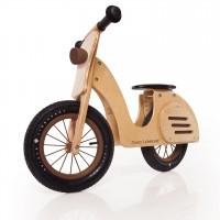 Prince Lionheart Детско колело за балансиране Скутер, Кафяво