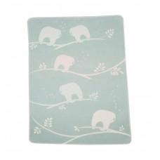 David Fussenegger Baby Blanket Juwel 70х90 Sloth, Mint