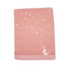 David Fussenegger Бебешко одеяло Juwel 70х90 Тюленче, Розово