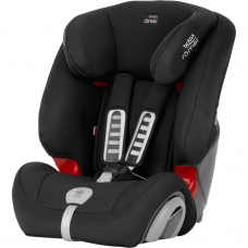 Britax Столче за кола EVOLVA 1-2-3 plus (9-36 kg) Cosmos Black