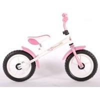 E&L cycles Pink 12 inch Balance Bike