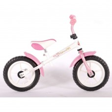E&L cycles Pink 12 inch Balance Bike