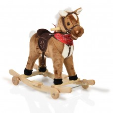 Moni Rocking Horse Chipper With Wheels