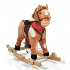 Moni Rocking Horse Thunder With Wheels