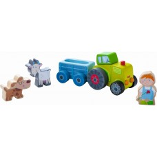 Haba Play world Peter's tractor