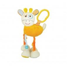 Kikka Boo Занимателна трептяща играчка ЖИРАФ RAFFY GIRAFFE