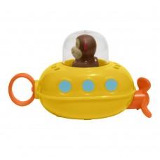 Skip * Hop Zoo Pull & Go Submarine Подводница с маймунка