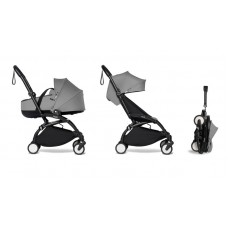 BABYZEN YOYO 2 All in One with Bassinet Grey