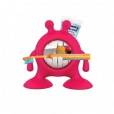 Prince Lionheart Prince Lionheart eyeSMILE toothbrush holder Pink