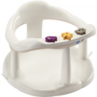 Thermobaby Aquababy bath ring, Sandy Brown