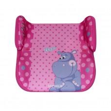Lorelli Car Seat TOPO COMFORT Pink Hippo 15-36 kg