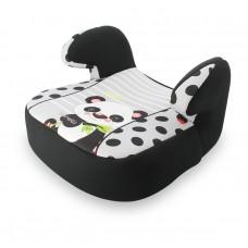 Lorelli Car Seat TOPO COMFORT Black&White Panda 15-36 kg