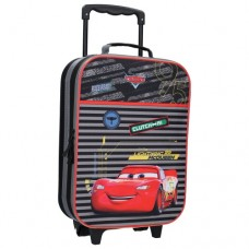 Vadobag Trolley suitcase Cars Go 95