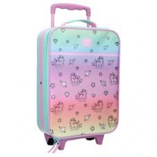 Vadobag Trolley suitcase Unicorns