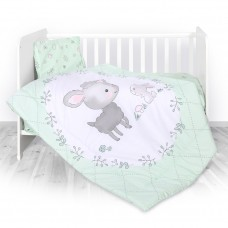 Lorelli 3-elements Bedding Set Lambkin