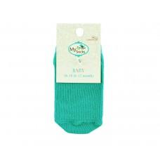 Baby Ankle Socks, Blue