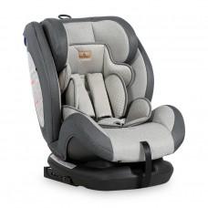 Lorelli Car Seat Corsica Isofix 0-36 kg Grey