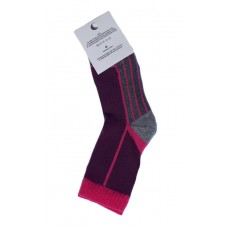 Baby Thick Socks, Grey Stripes