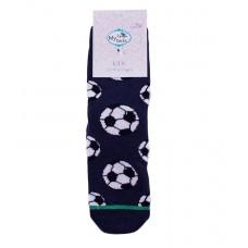 Детски термо чорапи със силикон 2-4 години, Football