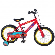 E&L cycles  Disney Cars 3, 16 inch boys bicycle