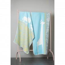 David Fussenegger Детско одеяло Juwel Жираф, 100х140 cm