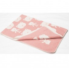 David Fussenegger Детско одеяло Juwel 100х140 cm Мечета, Розово