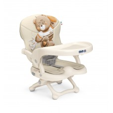 Cam Booster highchair Smarty with Padding Teddy Bear
