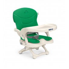 Cam Booster highchair Smarty with Padding Green