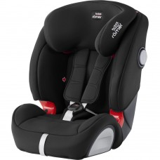 Britax Столче за кола EVOLVA 1-2-3 SL SICT (9-36 kg) Cosmos Black