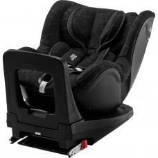 Britax Столче за кола Dualfix i-Size (0-18кг) Crystal Black