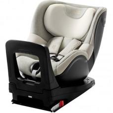 Britax Столче за кола Dualfix i-Size (0-18кг) Sand Marble