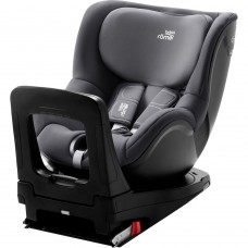 Britax DUALfix M i-Size (0-18kg) Car Seat Storm Grey