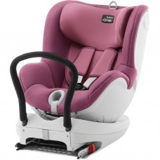 Britax DUALfix (0-18kg) Car Seat Wine Rose