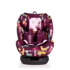 Cosatto Car seat All in All (0-36 kg) Llamarama